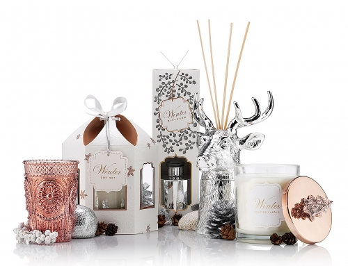 Diffusers and Candles