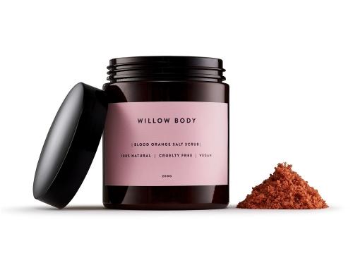Willow Body Scrub